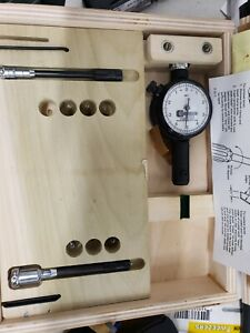Standard Dial Bore Gage Set 3 8 1