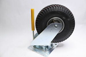 Swivel Caster With Rubber Wheel 7