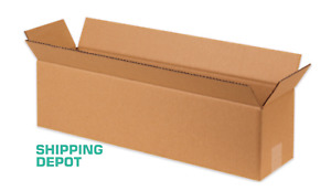 25 20x8x6 Cardboard Paper Box Mailing Packing Shipping Boxes Corrugated Carton
