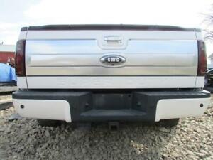 2013 2016 Ford F250 Super Duty Tailgate Assembly W Camera Step Platinum Panel