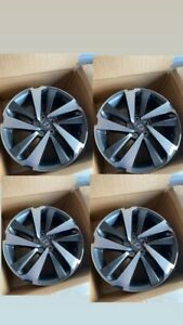 18 Lexus Nx200t Nx200 Factory Wheel Rims Oem 74372 Factory Set Of 4 With Caps