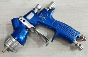 Devilbiss Gti Pro Lite 1 3 Spray Gun With Brand New Spraygun Cup