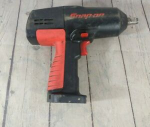 12 Volt 1 2 Snap On Impact Gun Ct350 Cordless Tool Only
