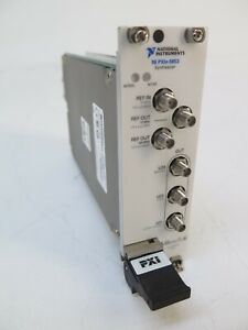 National Instruments Ni Pxie 5653 Rf Synthesizer Lo Source