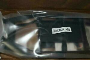 Extra Heavy Duty Traction Aids For Trucks Cars Semi S 2 Pack