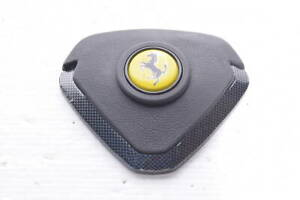 Good Degree For Ferrari Steering Horn Button Momo Carbon Sheets Can Be