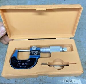 Mitutoyo Combimike Outside Micrometer 0 1 Sae 0 25mm Metric Digit Counter