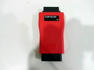 Autel Scanners Chrysler 16 Obd 2 Can Adapter New