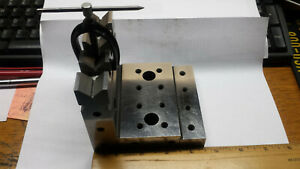 Toolmakers Hardened And Ground Precision Universal Angle Block