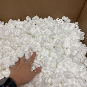 Packing Peanuts Shipping Anti Static Loose Fill 0 5 Cubic Feet
