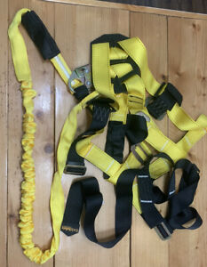 Kwiksafety Scorpion Kit 1d Full Body Safety Harness With Lanyard