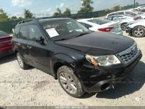 Hood Without Hood Scoop Fits 09 13 Forester 1820388