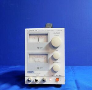 Kenwood Pr70 1a Dc Power Supply 113 Watts Untested