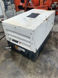 Atlas Copco Air 2 T4f Kubota Diesel Portable Air Compressor Only 971 Hours