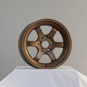 4 Rota Wheel Grid V 15x8 5x114 3 0 Frsb Last Set