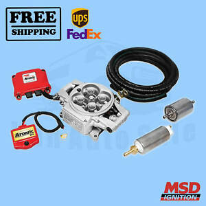 Fuel Injection System Msd Msd2900