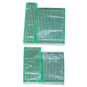 20pcs set Mixed Double Sided Prototyping Pcb Circuit Board Electronic Components