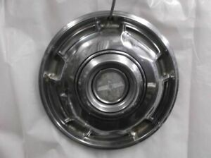 Wheel Cover Without Wire Type Without Mag Type W domed Fits 68 70 Camaro 203390