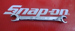 Snap On Tools 15mm X 17mm Double Flare Nut Wrench Rxfms1517b Ships Free