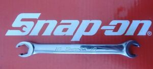 Snap On Tools 16mm X 18mm Double Flare Nut Wrench Rxfms1618b Ships Free