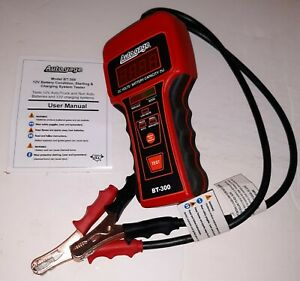 Autogage Bt 300 12v Battery Condition Starting Charging System Tester