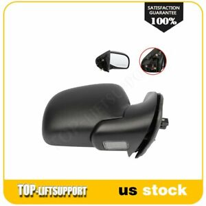Power Puddle Lamp Fits 2002 2005 Ford Explorer Right Side Black Mirror Fo1321211