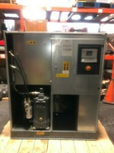 Atlas Copco Rotary Screw Air Compressor Ga15 ff With Dryer Oil water Separator