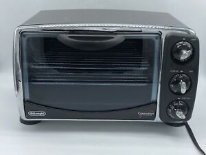 Delonghi As1870b Convection Toaster Oven With Broiler Counter Top