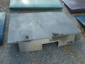 1978 1979 1980 Pontiac Grand Prix Trunk Lid 78 79 80 Oem Solid Gm Iowa 1171