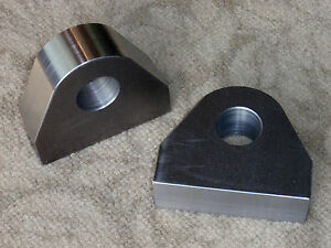 Weld On Bow Shackle Mounts D ring Bumper Winch For 3 4 Inch D ring Anchor Mounts