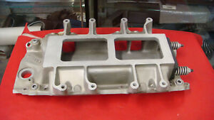 Chevy Weiand 7151 Blower Intake Manifold 396 427 454 651 871 Super Charger