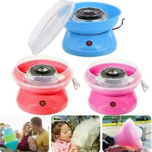 Mini Electric Cotton Candy Machine Floss Carnival Commercial Maker Party Childre