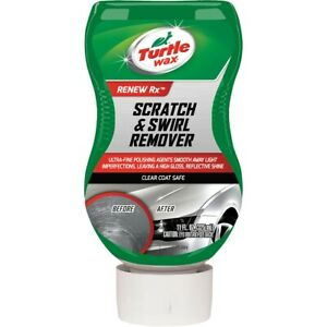 Turtle Wax Scratch And Swirl Remover 11 Ounce