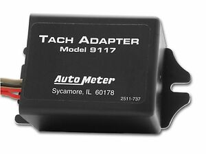 Autometer Distributorless Tach Adapter For Dis Coil On Plug W Out Distributor