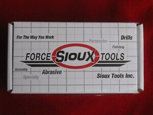 Sioux Tools Model 5054a Pneumatic Air 1 4 In Die Grinder New In Box