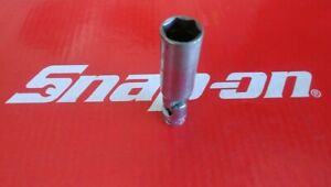 Snap On Tools 3 8 Drive 5 8 Swivel Spark Plug Socket S9706afu Ships Free