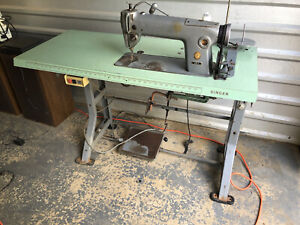 Singer 281 1 Industrial Sewing Machine In Good Condition
