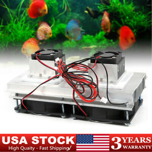 Semiconductor Module Thermoelectric Peltier Cooler Refrigeration Cooler Kit Usa