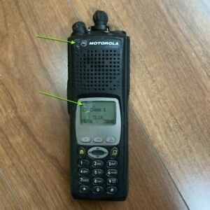 Motorola Xts5000 H18uch9pw7an 7 800mhz Two Way Radio Astro P25 Trunking Fire Us