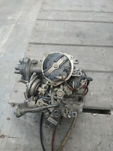 1984 1985 Toyota 22r Truck Carburator Parts Only