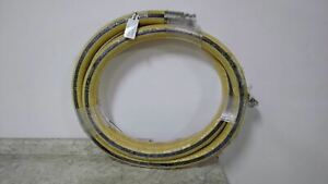 Eaton H969932 20 ssce 2 In Inside Dia 20 Ft L 600 Max Psi Chemical Hose