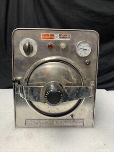 Amsco Dynaclave 613r Autoclave American Sterilizer 576a Missing Top See Pic G340