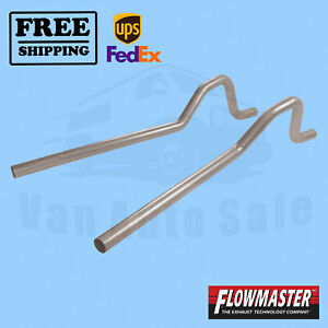 Exhaust Tail Pipe Flowmaster For 1968 1969 Plymouth Satellite