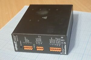 Power Supply Weidmuller Connect Power 992534 0024 9925340024 slightly Used