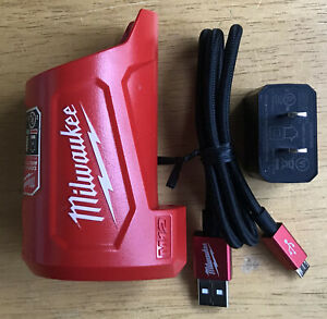 Milwaukee 48 59 1201 M12 Li ion Battery Charger And Power Source