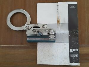Miller Rope Grab Model 8174 For 5 8 Or 3 4 Rope 310 Lb Capacity Made In France