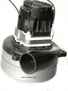 Carpet Cleaning Extractor 2 stage Vac Motor