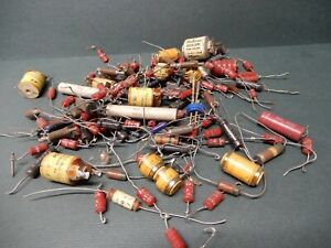 Precision Resistors Huge Lot Of Various Types And Resistances