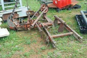 Allis Chalmers No 82r 7 Sickle Mower Wd Wd45 Ac Snap Coupling Rear Mount