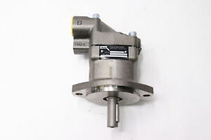 Parker Small Frame Fixed Displacement Voac Bent axis Motor 3707310